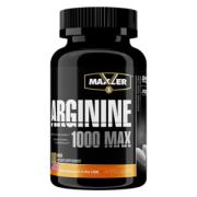Аргинин от Maxler 1000 MAX (100 порц/100 таб)
