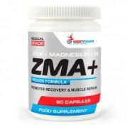 ЗМА от West Pharm - ZMA+  (90 порц/90 капс)