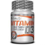 Витамин Д3 от Biotech D3 2000 ME (60 порц/60 капс)