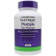 Мультивитамины для женщин Natrol Multiple for Women (90 порц/90 табл)