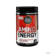 Аминокислоты от Optimum Nutrition Amino Energy (клубника) (30 порц/300 гр)