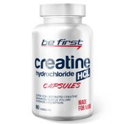 Be First Creatine HCL Capsules, 90 капсул