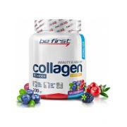 Колаген от Be First First COLLAGEN + vitamin C (лесные ягоды) (36 порц/200 гр)