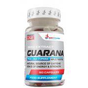 Кофеин от WestPharm - Guarana (60 порц/60 капс)
