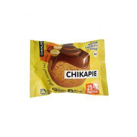 Печенье глазированное с начинкой от CHIKALAB (арахисовое) (60 гр)