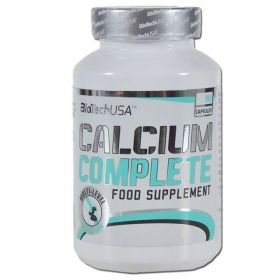Кальцый от Biotech Calcium Complete (30 порц/90 таб)
