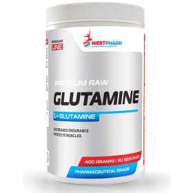 Глютамин от WestPharm - Glutamine (Апельсин) (80 порц/400 гр)