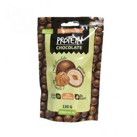 Драже в шоколаде от CHIKALAB (фундук) (240 гр)