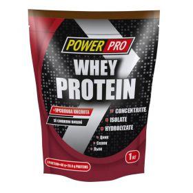 Протеин от Power Pro Proteinpower Mix (клубника) (25 порц/1000 гр)