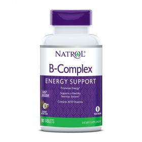 Б комлпекс от Natrol B-complex (90 порц/90 таб)