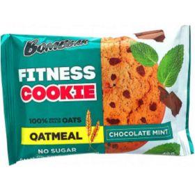 Печенье овсяное от Bombbar (шоколад-мята) (40 гр)