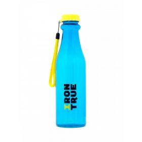 Бутылка 750ml IRONTRUE (ITB921-750) (Желтый-голубой)