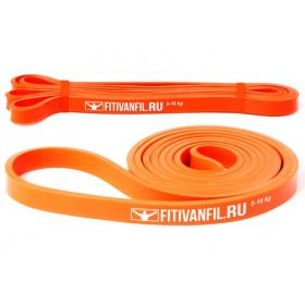 Петли 1.3мм 5-16кг (оранжевая)