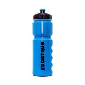 Бутылка спортивная 750ml IRONTRUE (ITB711-750) (Черный-Голубой)