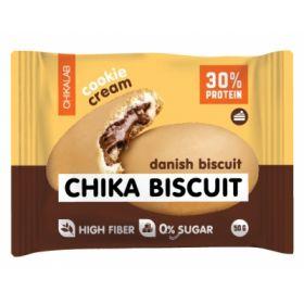 Печенье CHIKALAB неглазированное с начинкой (арахис) (50 гр)