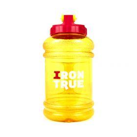 Бутылка 2.2L IRONTRUE (ITB941-2200) (Красный-Желтый)