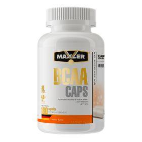 BCAA от Maxler BCAA (18 порц/180 капс)