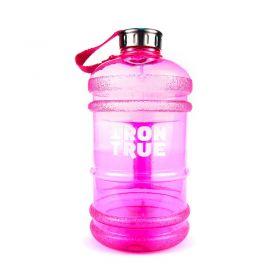 Бутылка 2.2L IRONTRUE (ITB931-2200) (Розовая)