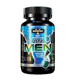 Витамины от Maxler VitaMen 180 tabs
